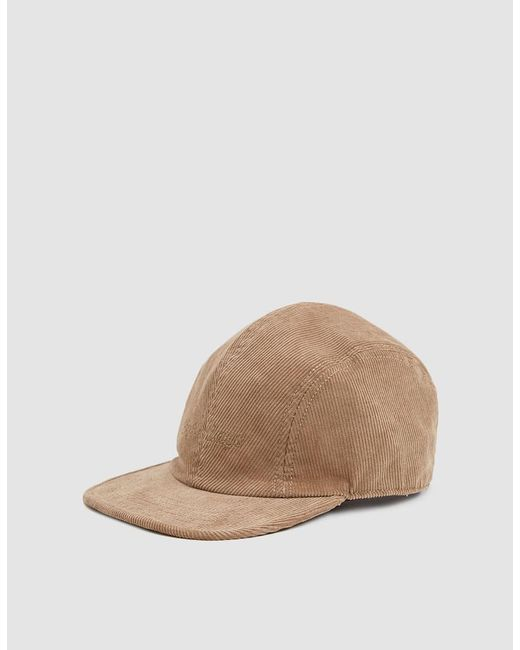 Saturdays NYC - Natural Russel Cord Hat for Men - Lyst