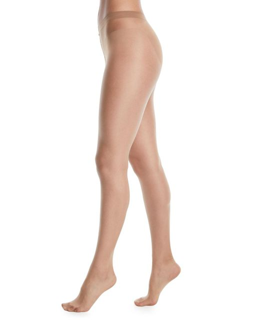 Wolford - Natural Luxe 9 Tights - Lyst