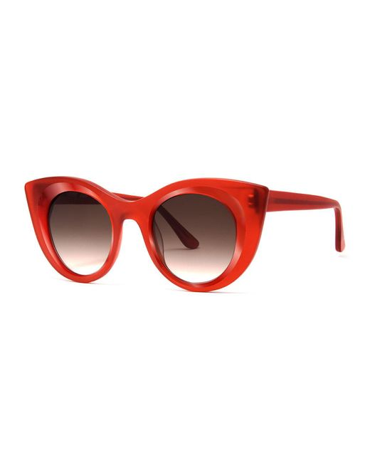 Thierry Lasry   Red Hedony Cat-eye Acetate Sunglasses   Lyst