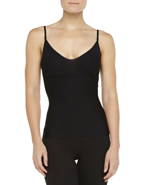 Commando   Natural Double-faced Stretch-knit Camisole   Lyst