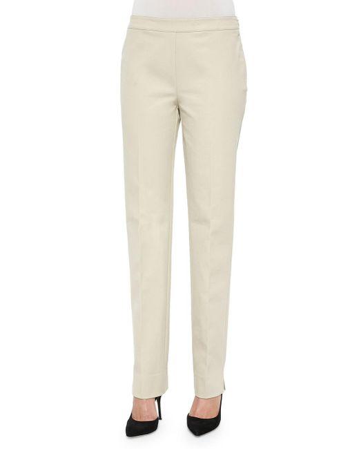 Lafayette 148 New York | Natural Bleecker Jodhpur Cloth Pants | Lyst