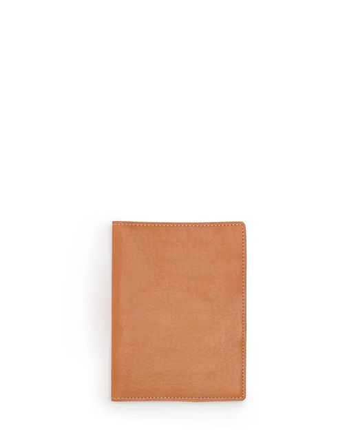 Shinola | Natural Leather Passport Holder for Men | Lyst
