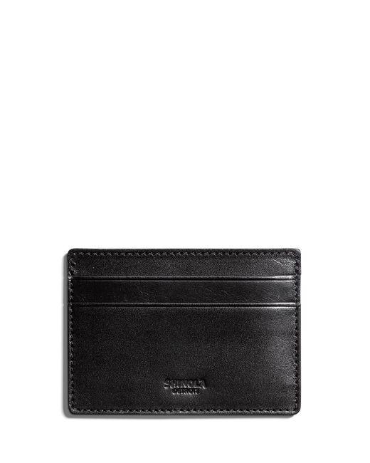 Shinola | Black Six-pocket Leather Card Case | Lyst
