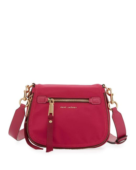 Marc Jacobs   Multicolor Trooper Nomad Small Nylon Saddle Bag   Lyst