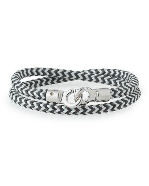 Brace Humanity - Metallic Men's Double Tour Braided Wrap Bracelet for Men - Lyst