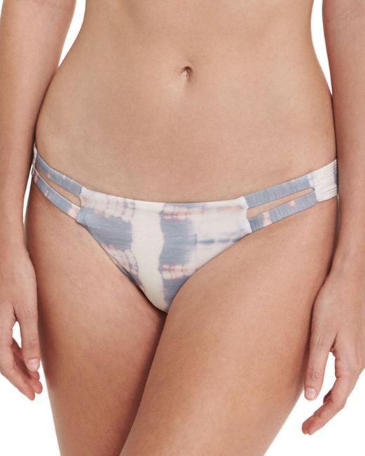 Vitamin A | Multicolor Neutra Tie-dye Swim Bottom | Lyst