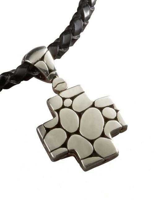 John Hardy   Metallic Kali Cross Pendant Necklace   Lyst
