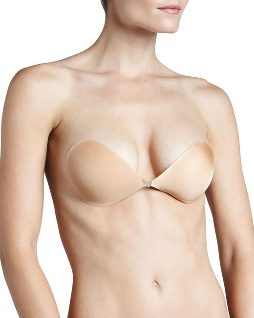 Fashion Forms - Natural Nubra Ultra Lite Adhesive Demi Bra - Lyst
