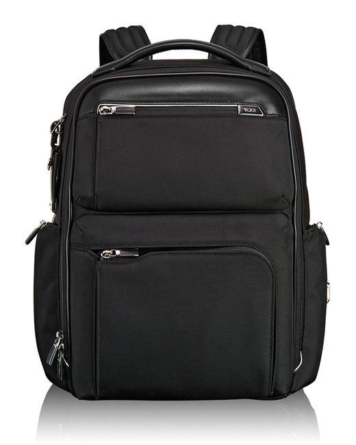 Tumi   Arrive Black Bradley Backpack   Lyst