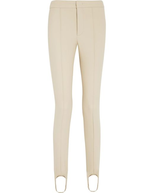 Moncler Grenoble | Natural Stretch-twill Ski Pants | Lyst