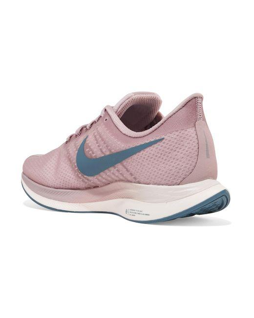 4b3031ca66c0 ... Nike - Purple Zoom Pegasus 35 Turbo Mesh Sneakers - Lyst ...