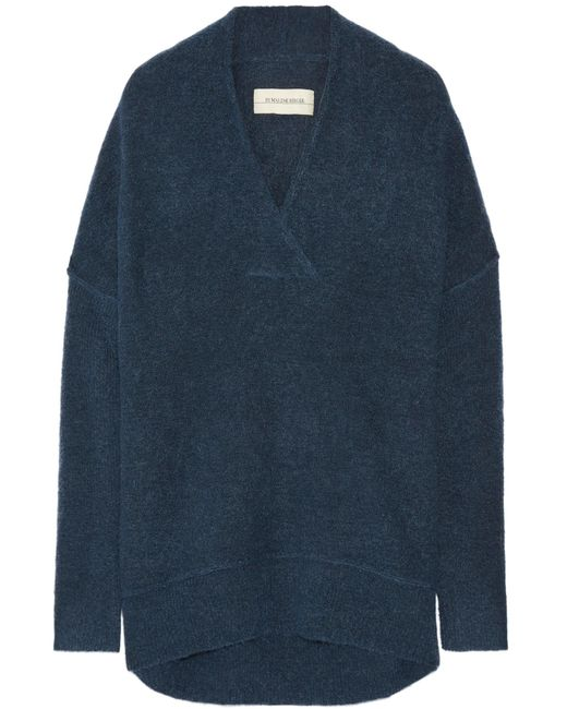 By Malene Birger | Blue Zonia Knitted Sweater | Lyst