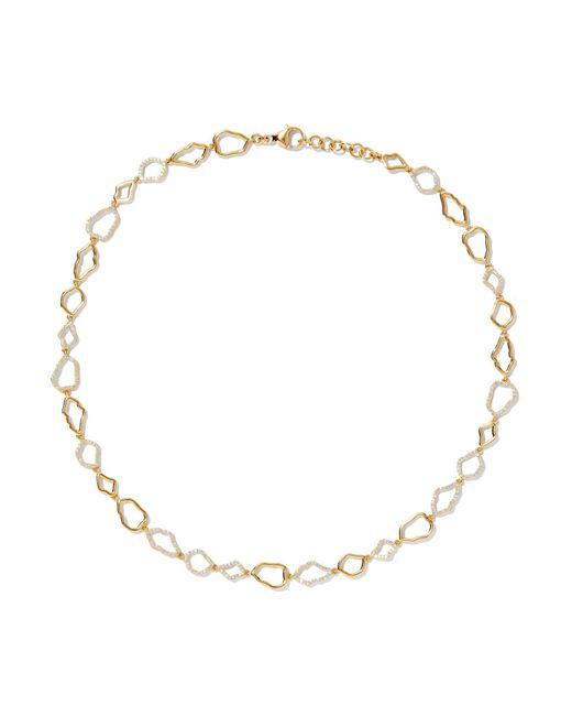 Kimberly Mcdonald | Metallic 18-karat Gold Diamond Necklace | Lyst
