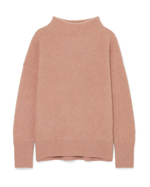 Vince - Multicolor Cashmere Sweater - Lyst