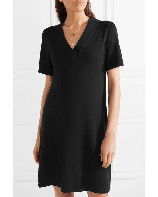Buy Cheap Pre Order Cheap Sale Purchase Jenn Stretch-jersey Dress - Black A.P.C. gUhCIMnffo