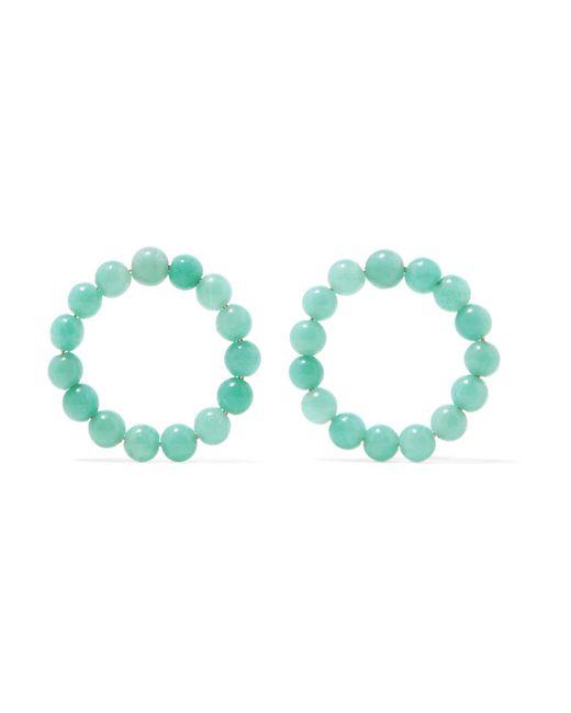 Saskia Diez   Blue Holiday Amazonite Earrings   Lyst