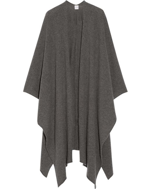 Madeleine Thompson - Gray Cashmere Wrap - Lyst