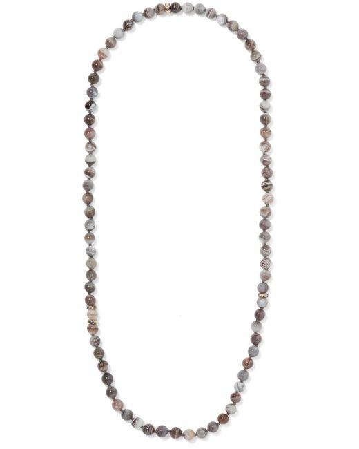 Carolina Bucci | Metallic Recharmed Multi-stone Necklace | Lyst