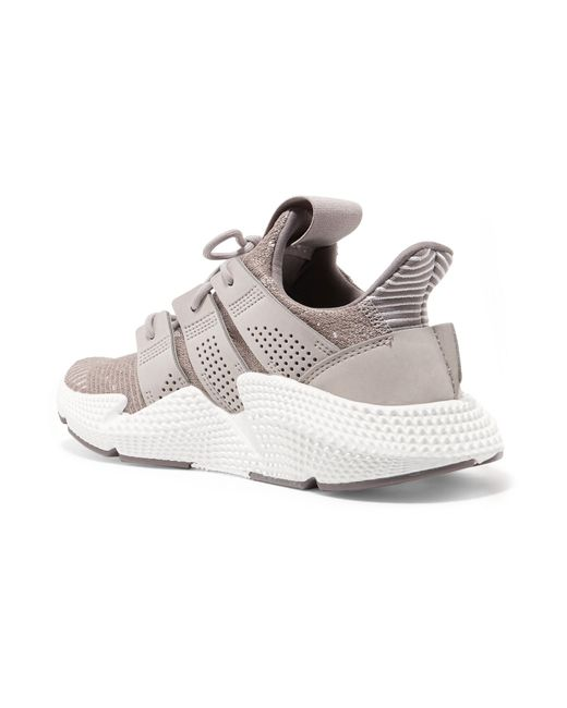 bd7a243dfbfd ... Adidas Originals - Multicolor Prophere Stretch-knit Sneakers - Lyst ...