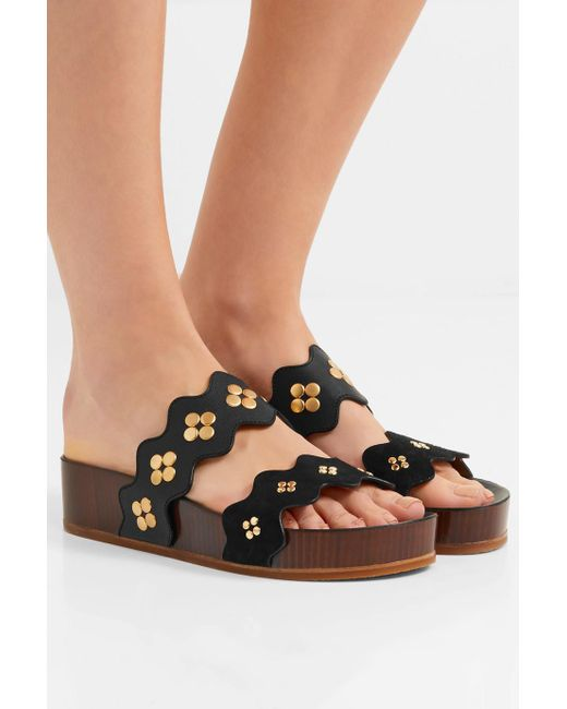 Embellished leather slides Chlo</ototo></div>                                   <span></span>                               </div>             <div>                                     <span>                     By continuing to use this site, you agree to the use of cookies.                      <a href=