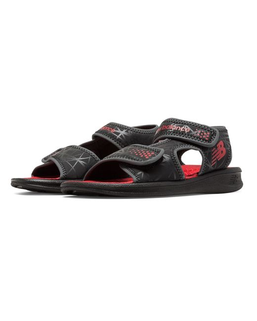 New Balance | Black Sport Sandal Sport Sandal for Men | Lyst