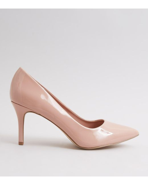 New Look Patent Pointed Court Shoe sale 2014 unisex cheap good selling extremely FF182f