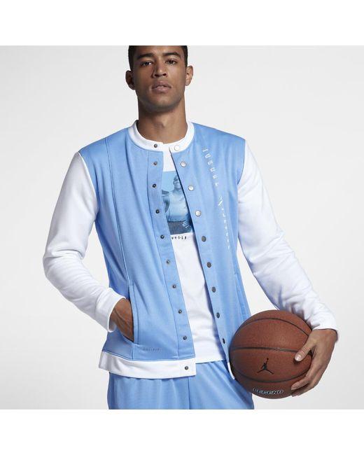 33aea281c0 Lyst - Nike Air 11 Men s Basketball Jacket
