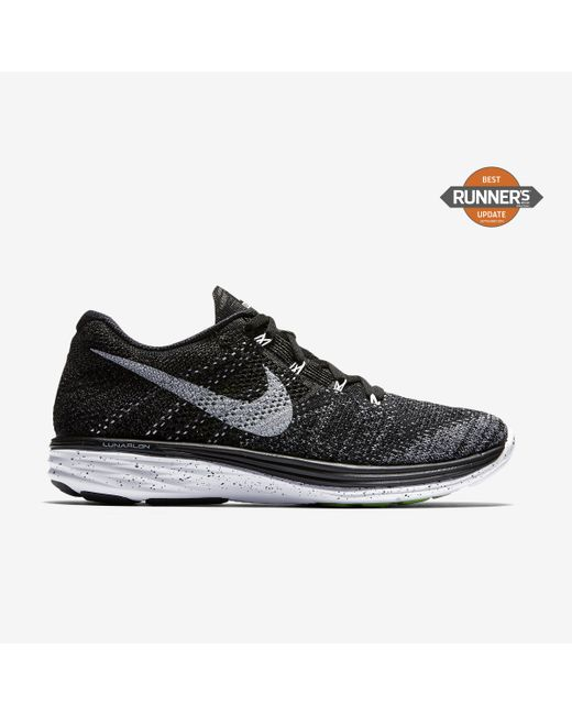 Nike | Black Air Force 1 Trainers 488298-625 for Men | Lyst