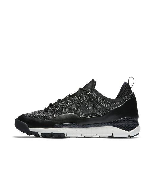 Nike | Black Lupinek Flyknit Low Men's Shoe for Men | Lyst