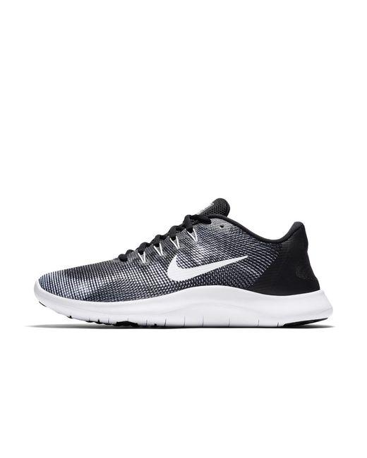 7bb238b102e41 Lyst - Nike Flex 2018 Rn Men s Running Shoe in White for Men