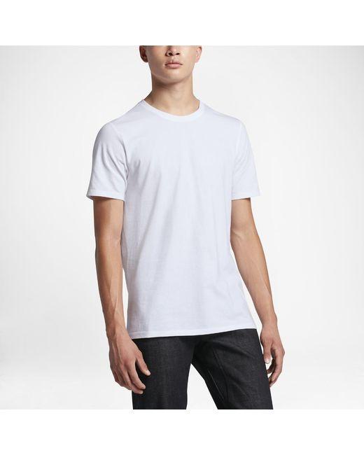 6ac1bd7c Lyst - Nike Sb Essential Men's T-shirt in White for Men