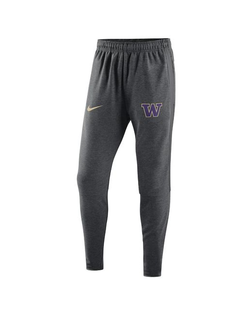 Nike | Gray College Travel (washington) Men's Pants for Men | Lyst