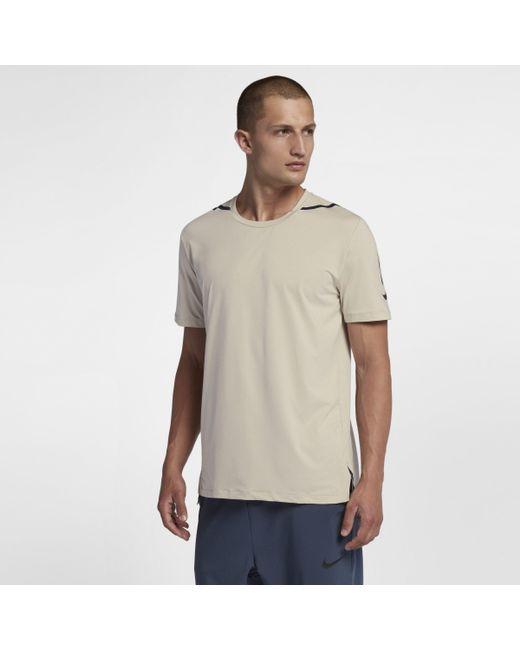 Nike - Natural Dri-FIT Premium Kurzarm-Trainingsoberteil für Herren for Men - Lyst