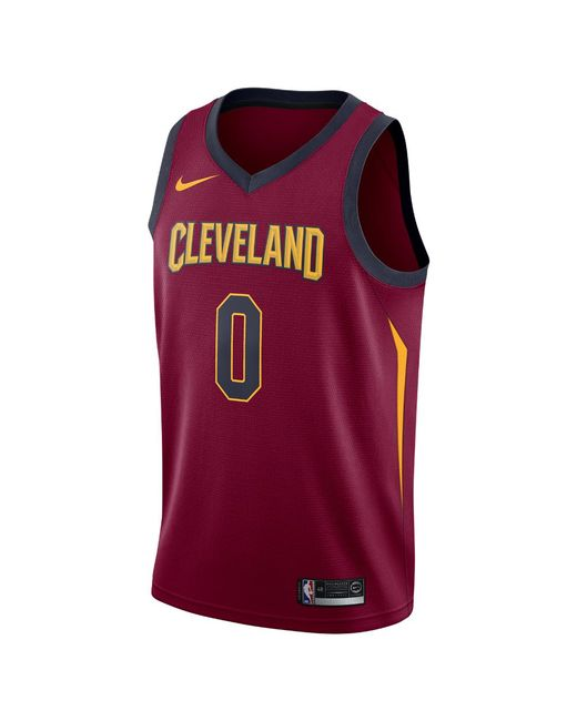 Nike - Red Kevin Love Icon Edition Swingman Jersey (cleveland Cavaliers)  Men s Nba Connected 360b00b8e