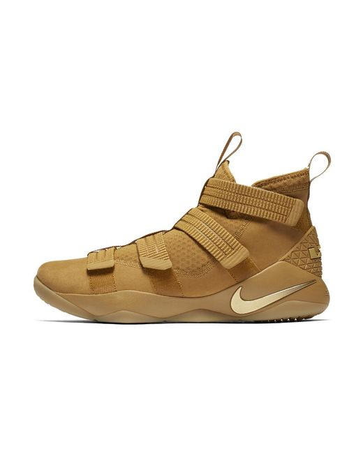28a5d05983b Nike - Metallic Lebron Soldier Xi Sfg Men s Basketball Shoe for Men - Lyst