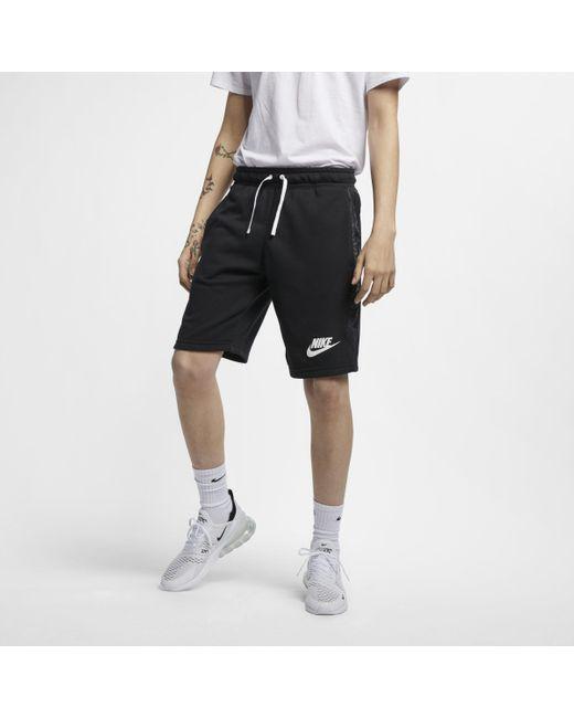 Short Sportswear pour Nike pour homme en coloris Black