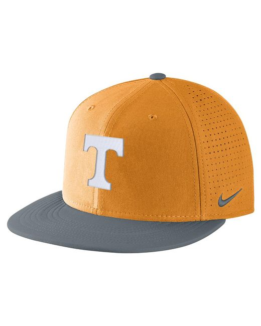 Nike - College Aerobill True (tennessee) Adjustable Hat (orange) for Men - Lyst