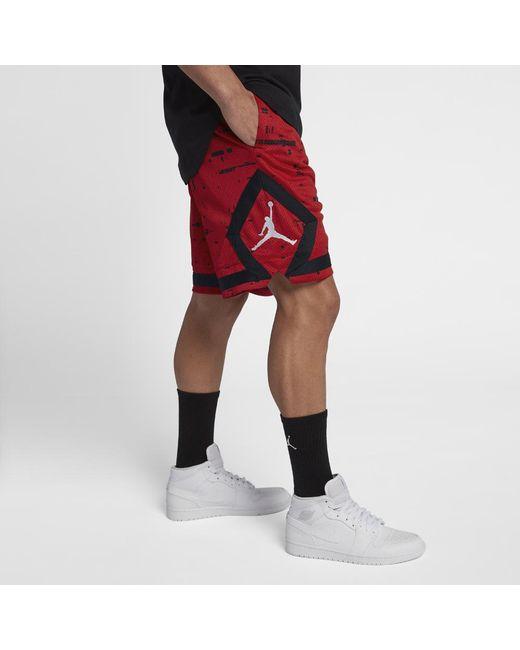 d50ba673f3bd Lyst - Nike Sportswear Last Shot Diamond Men s Shorts