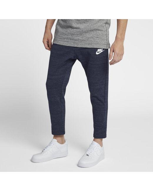 12dcd5ce122 Lyst - Nike Sportswear Advance 15 Men s Pants in Blue for Men