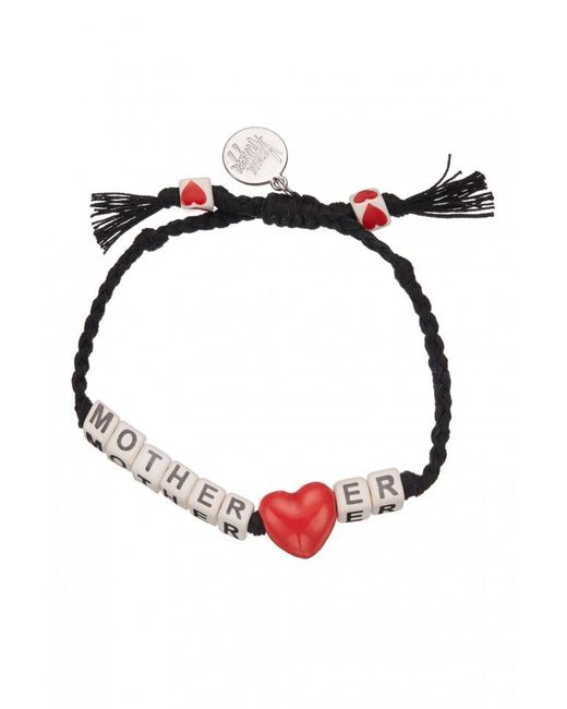 Venessa Arizaga   Black Exclusive   Mother Lover Bracelet   Lyst