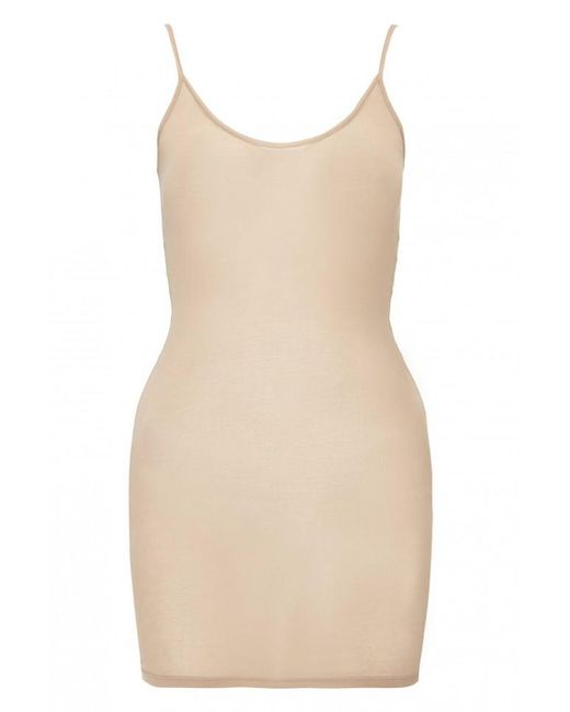 American Vintage | Natural Round Neck Tank Dress | Lyst