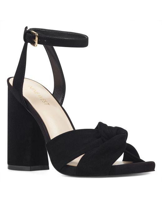 Lavilah Heel Sandal Nine West Kuha37ybr0