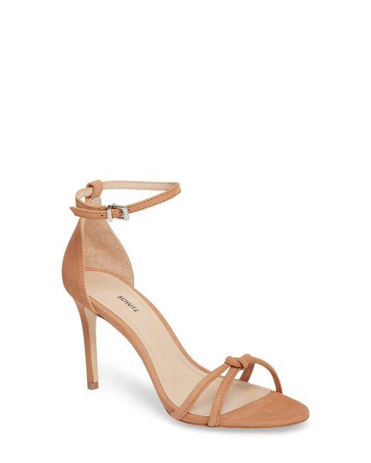 Schutz - Multicolor Rhana Ankle Strap Sandal - Lyst