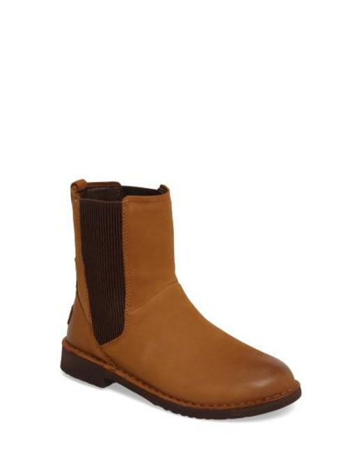 Ugg | Brown Ugg Larra Boot | Lyst
