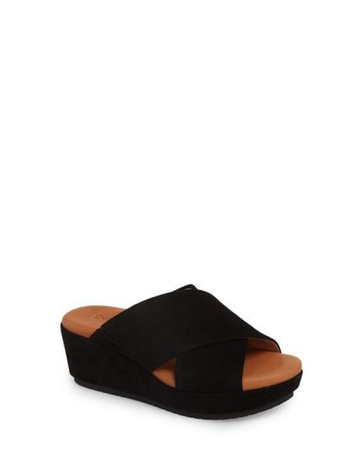 Gentle Souls - Brown By Kenneth Cole Mikenzie Sandal - Lyst