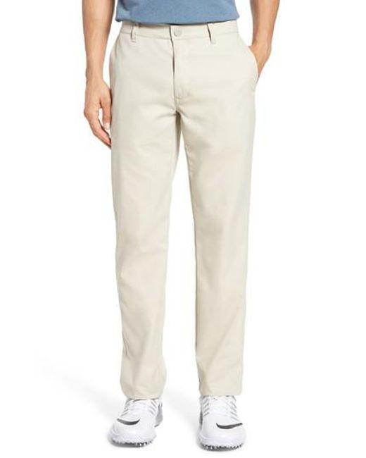 Bonobos | Natural Highland Slim Fit Golf Pants for Men | Lyst