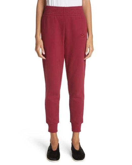 Proenza Schouler - Red Pswl Sweatpants - Lyst