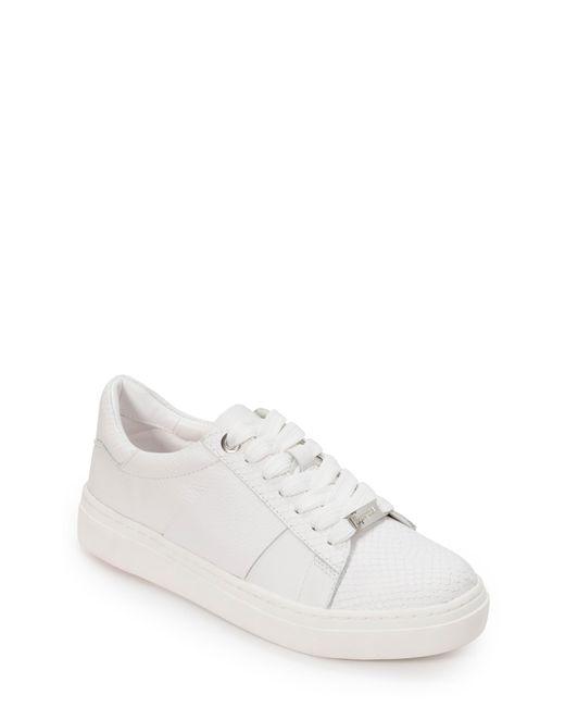 Foot Petals White Fallon Sneaker