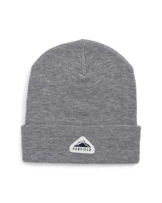 Penfield | Gray Classic Knit Cap for Men | Lyst