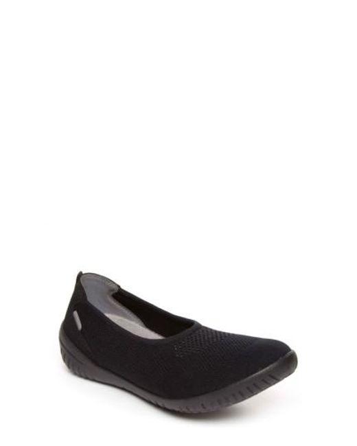Rockport - Black Raelyn Knit Ballet Sneaker - Lyst